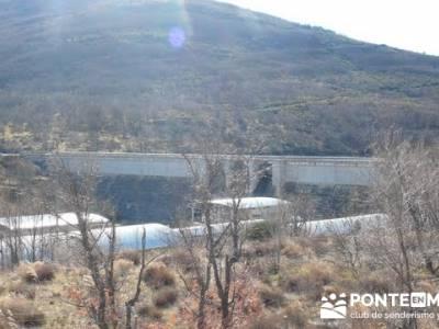 Puentes Medievales, Valle del Lozoya - Senderismo Madrid; grazalema senderismo